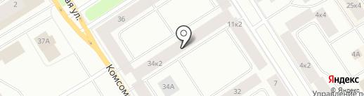 ВИВАСАН на карте Норильска