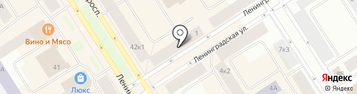Услуги эвакуатора на карте Норильска