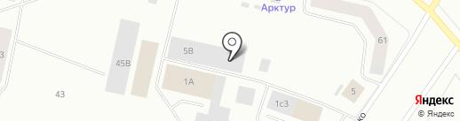За Купцом на карте Норильска