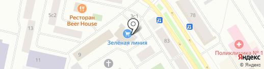 Мой дом на карте Норильска