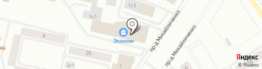 Твой дом на карте Норильска