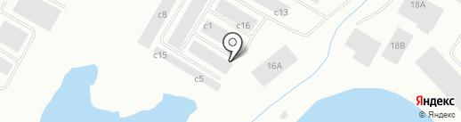 Welcome на карте Норильска