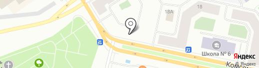 Аудит-Инвест-Консалтинг на карте Норильска