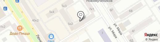 Best way на карте Норильска