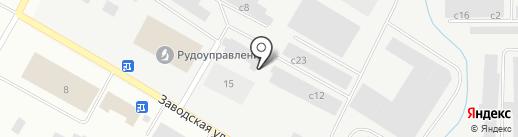 Центр грузового шиномонтажа на карте Норильска