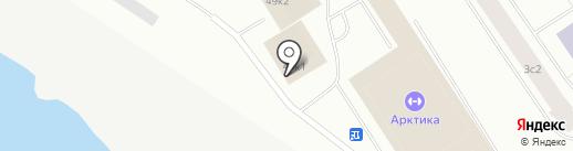 Арена-Спорт на карте Норильска