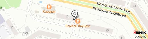 Сетелем банк на карте Норильска