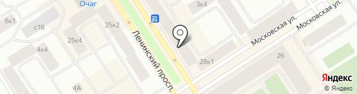 Магазин товаров для рукоделия на карте Норильска