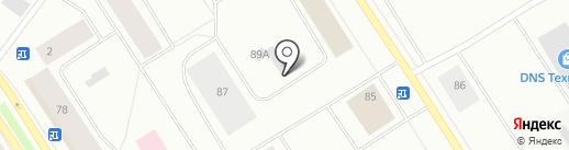 АВТОIMPORT на карте Норильска