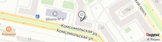 БытМастер на карте Норильска