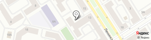 Банкомат, Бинбанк, ПАО на карте Норильска