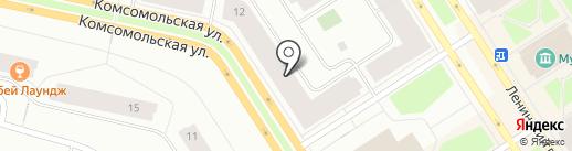 Дворец творчества детей и молодежи г. Норильск на карте Норильска