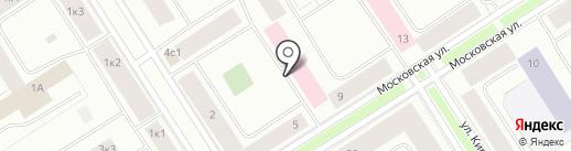 Телефон доверия, Центр милосердия на карте Норильска