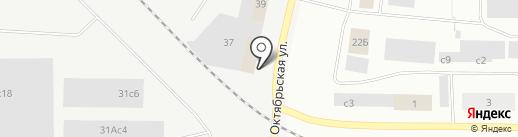 Нордмедиа на карте Норильска