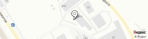 Саргон+ на карте Норильска