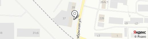 Норильский отдел ветеринарии на карте Норильска