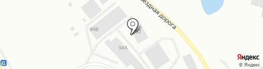 Свияга-Сервис на карте Норильска