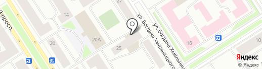 Мастерская по ремонту обуви на карте Норильска