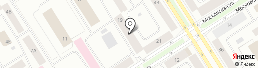 Аварийно-диспетчерская служба на карте Норильска