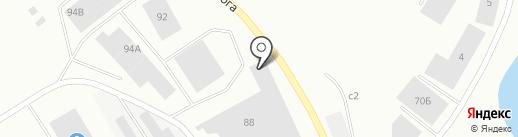 Lux на карте Норильска