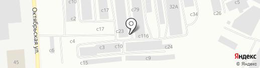 Автодоктор на карте Норильска