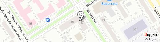 EveryDay на карте Норильска