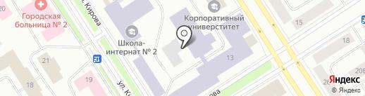 Strong-Fit на карте Норильска
