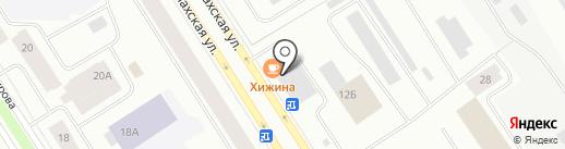 Автомир на карте Норильска