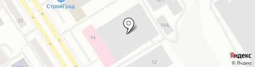 Станция скорой медицинской помощи г. Норильск на карте Норильска