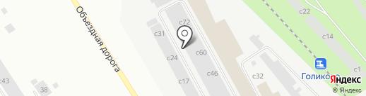 У Руслана на карте Норильска