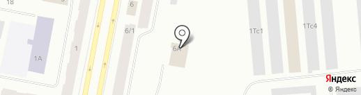 Дакар на карте Норильска
