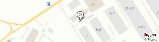 Снабремсервис на карте Норильска