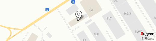 AUTOMAX на карте Норильска