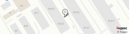 Промстройсервис на карте Норильска