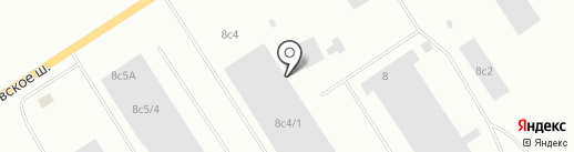АВИАМИР на карте Норильска