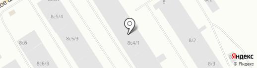ЭрЛайн на карте Норильска