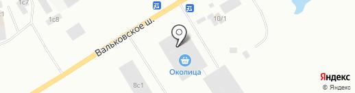 Газоспасательная служба на карте Норильска