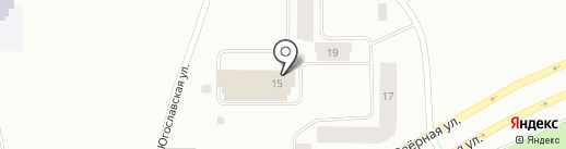 Жилкомсервис на карте Норильска