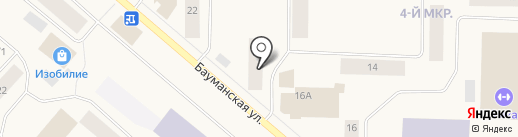 Зоомагазин на карте Норильска
