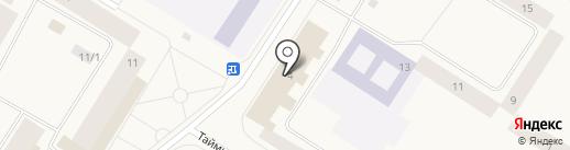 Комплексный центр социального обслуживания населения г. Норильска на карте Норильска