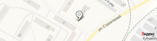 Норильск-Телеком на карте Норильска