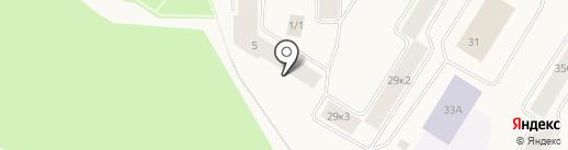 Кефир на карте Норильска