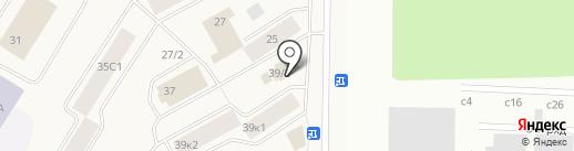 Ассорти на карте Норильска