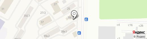 АКВАПЛАСТ+ на карте Норильска