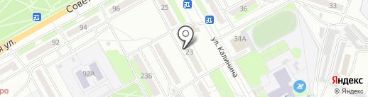 Галина на карте Черногорска