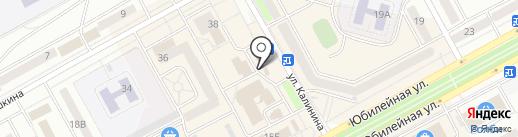 Мастерская по ремонту обуви на карте Черногорска