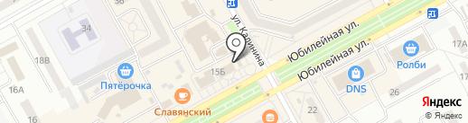 Cherry на карте Черногорска