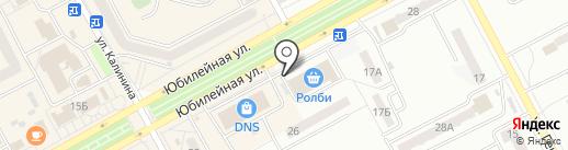 Банкомат, Сбербанк, ПАО на карте Черногорска