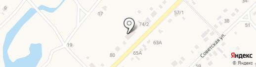 Солнышко на карте Чапаево