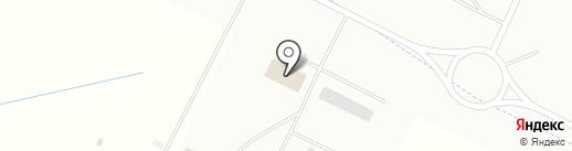 Сёгун на карте Абакана
